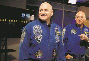 ДНК Астронавта НАСА больше не идентичен ДНК его брата близнеца