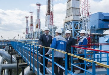 «Газпром» объявил о расторжении контрактов с «Нафтогазом»
