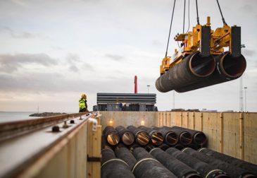 Германия выдала все разрешения на строительство «Северного потока – 2»