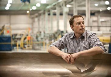 Илон Маск представил подземный скоростной электробус