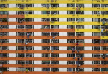 Архитектурные плоскости Майкла Вольфа