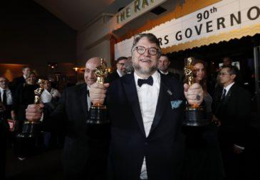 Оскароносные победители 2018