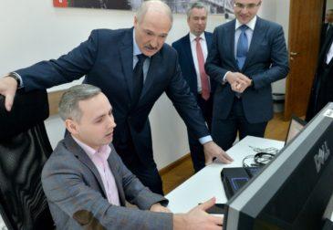 Цифровая революция Лукашенко вступает в силу