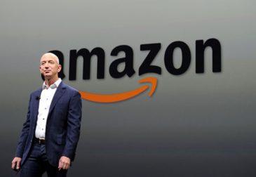 Amazon и Джефф Безос находятся на вершине мира
