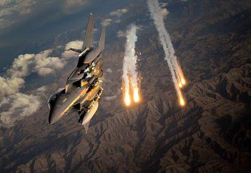 Авиакомпании предупредили об угрозе ракетных ударов по Сирии