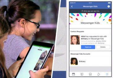 Facebook позволил родителям контролировать детей