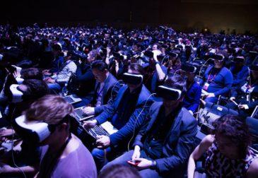 Как виртуальная реальность помогает изменить нашу работу