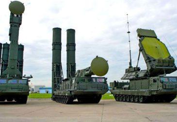 Кому Россия пообещала отдать зенитные комплексы С-300?