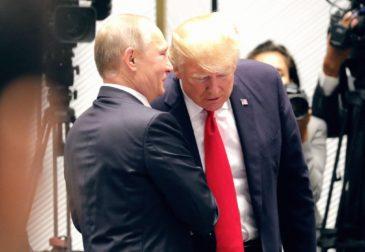 Зачем Путин летит в Белый дом?