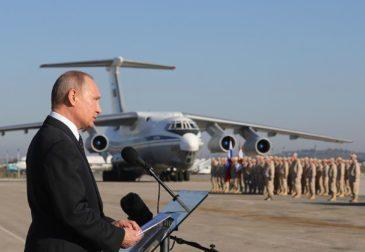 Путин заявил о военном поражении ИГИЛ