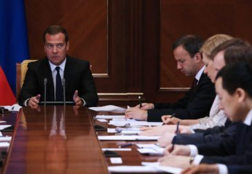 Российское правительство защитит свои компании от санкций США