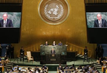Россия созвала заседание Совбеза ООН по угрозе международной безопасности