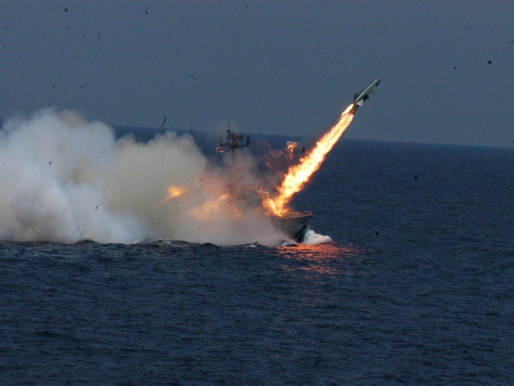Сирия сказала РФ две неразорвавшиеся американские ракеты