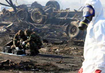 В Сирии найдены дымовые шашки из Солсбери