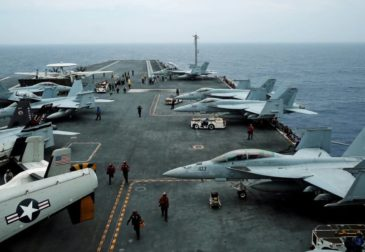 Британские истребители вместе с НАТО патрулируют над Черным морем
