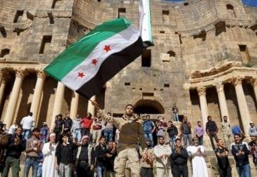 Грузия разорвала дипломатические отношения с Сирией