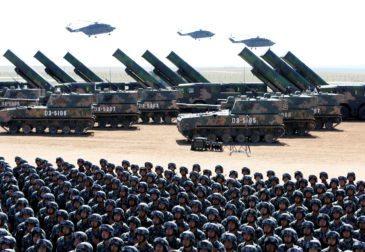 Китай тайно разместил ракеты на спорных островах