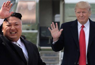 Трамп отказался от встречи с Ким Чен Ыном