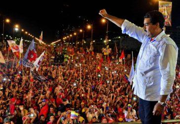 Второй президентский срок Николаса Мадуро