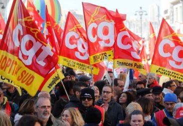 Забастовки во Франции: подрыв амбиций Макрона