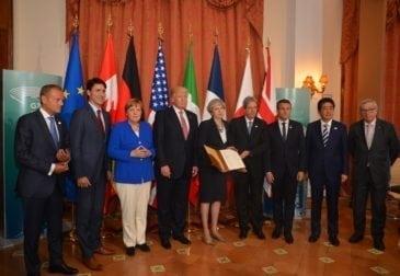 Германия призвала вернуть Россию в G8