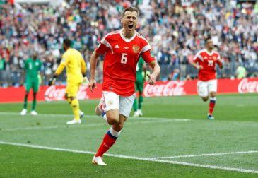 Главное спортивное событие планеты стартовало в России