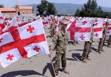 Грузия официально разорвала отношения с Сирией