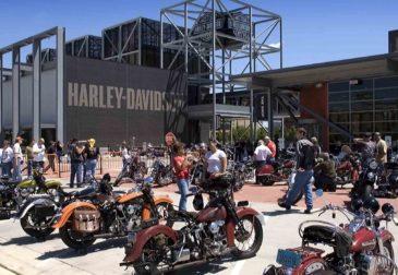 Harley-Davidson сбежал от Трампа в Европу