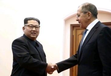 Ким Чен Ын хочет встретиться с Путиным