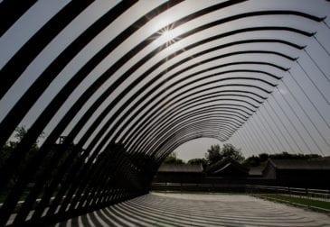 Начало новой эпохи китайской архитектуры