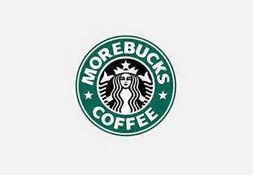 Обнаженные логотипы знаменитых брендов