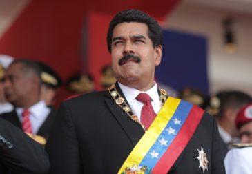 Неудавшийся переворот в правительстве Венесуэлы