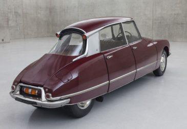 Citroën DS Габриэля Ороско