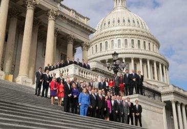 Сторонник расизма и легализации педофилии баллотируется в Конгресс США
