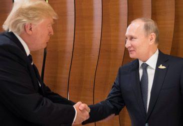 Трамп решил подружиться с Россией