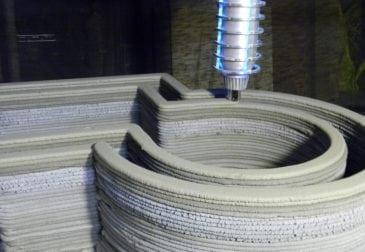 В Нидерландах будут жить в напечатанных на 3D-принтере домах