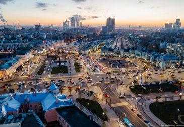 Достопримечательности Москвы 2019: Рейтинг ТОП-100