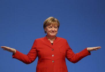 Меркель спасла правительство ФРГ от раскола