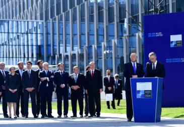 НАТО пригласил Македонию в альянс