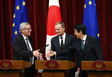ЕС и Япония заключили крупнейшую мировую сделку
