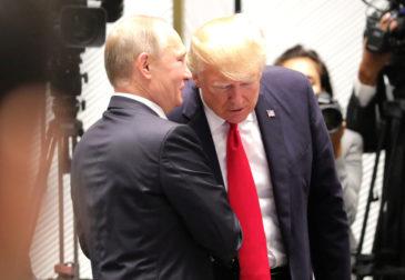 Трамп заявил, что победил сам. Путин ему не помогал