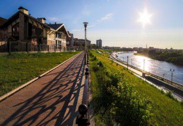 Тюмень будущая столица России?