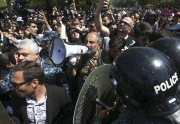 На пределе. Москва возмущена действиями армянских властей