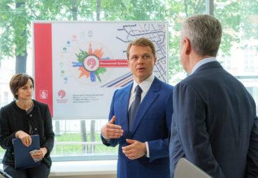 Максим Ликсутов: городская транспортная система от инноваций к чистой экологии