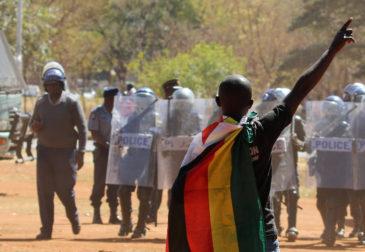 Оппозиция Зимбабве перешла черту безопасности