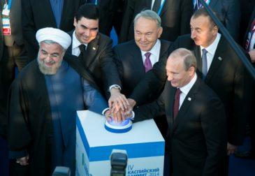 Урегулирован многолетний спор по Каспийскому морю