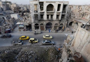 «Секретная директива» ООН: запрет участвовать в восстановлении Сирии