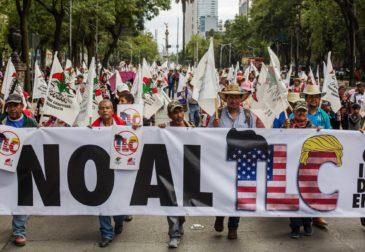 США заключили «большое соглашение» с Мексикой