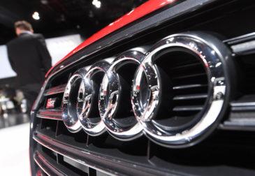 Пополнение семейства Audi