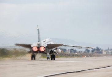 Ил-20 с российскими военнослужащими был сбит у берегов Сирии